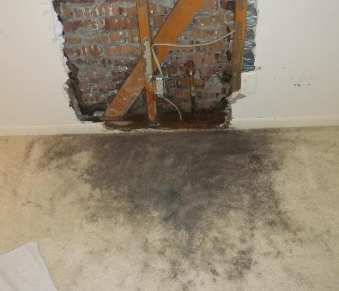 Carpet Sustains Soot Damage in Lincoln, NE Before