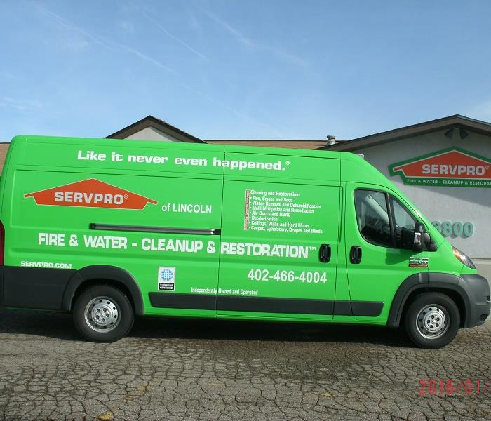 SERVPRO of Lincoln, NE Has Expanded Their Fleet