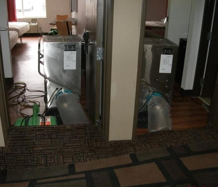 Innovative Drying Techniques Being Used at SERVPRO of Lincoln, NE