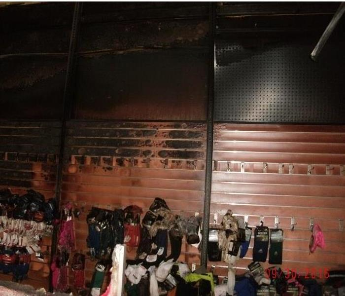 Sporting Good Store in Lincoln Sustains Fire Damage
