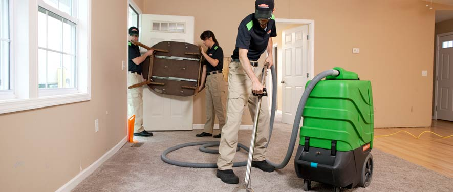 Lincoln, NE residential restoration cleaning
